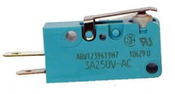 Club Car, Micro switch for potentiometer